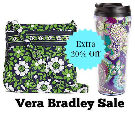 2d9d83c22be Vera Bradley Sale  Plus Extra 20% off Select Patterns! - MyLitter ...