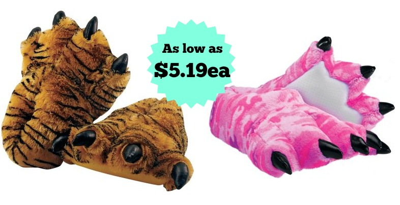 f15038a90c23 Wishpet Slippers as low as $5.19! - MyLitter - One Deal At A Time