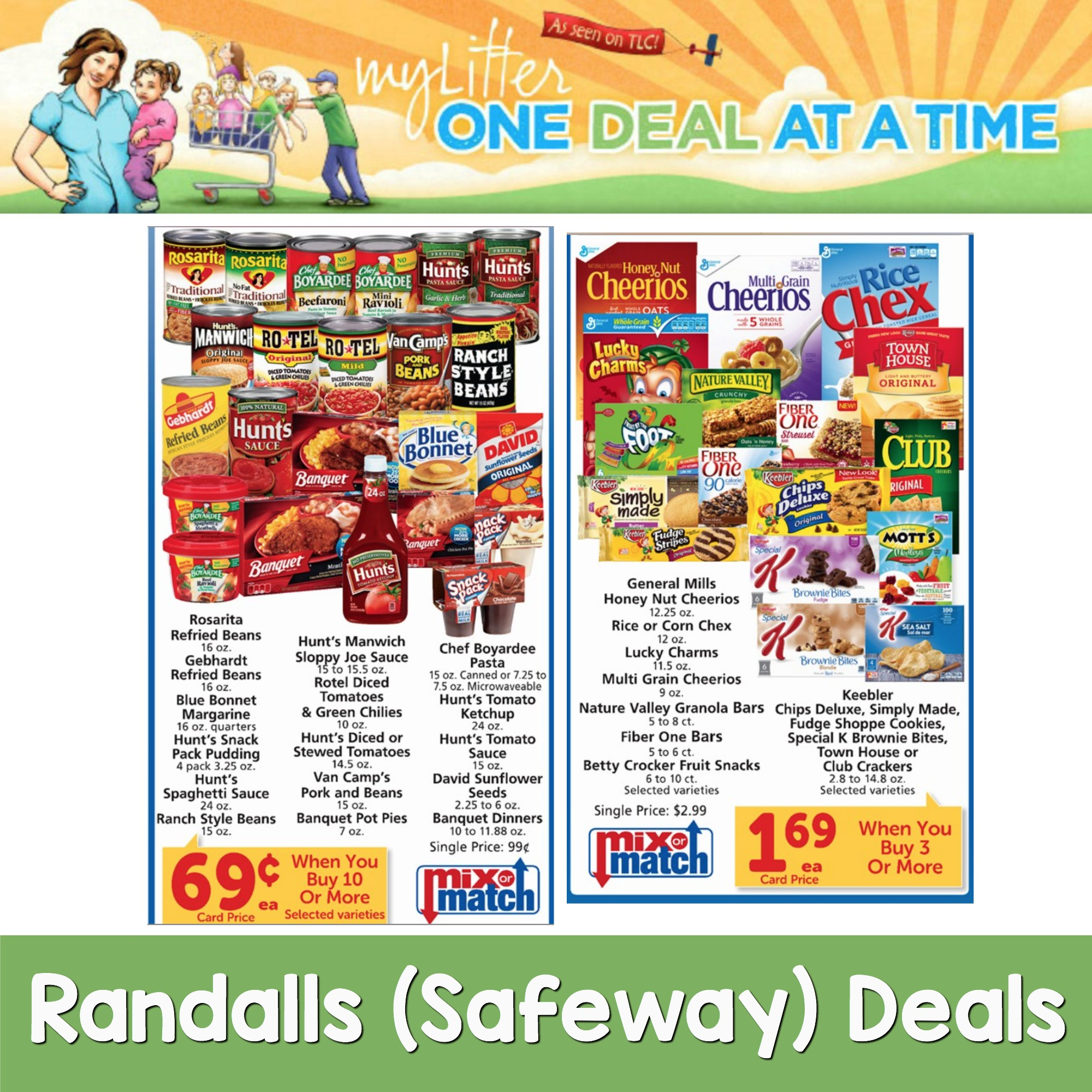 Match grocery coupons store ads