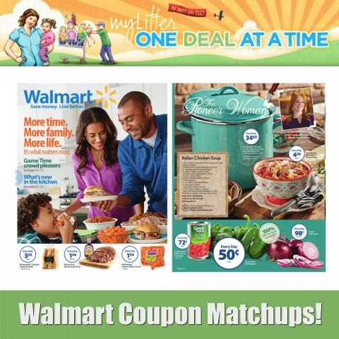 Walmart Coupon Mathups