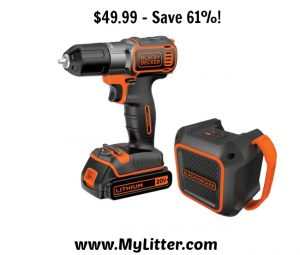 b and d drill lowes ml