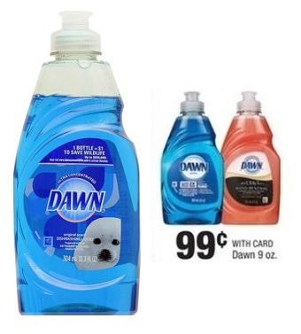 dawn dish soap deal cvs