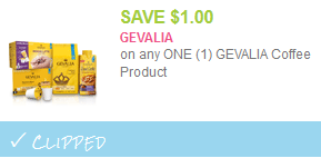 photo relating to Gevalia Printable Coupons named Gevalia Iced Espresso Singles basically $0.99 - MyLitter - A person Offer