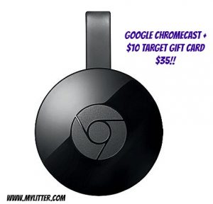 google chromecast dongle ML