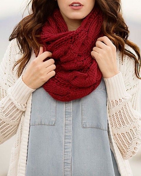 infinity scarf cents of style