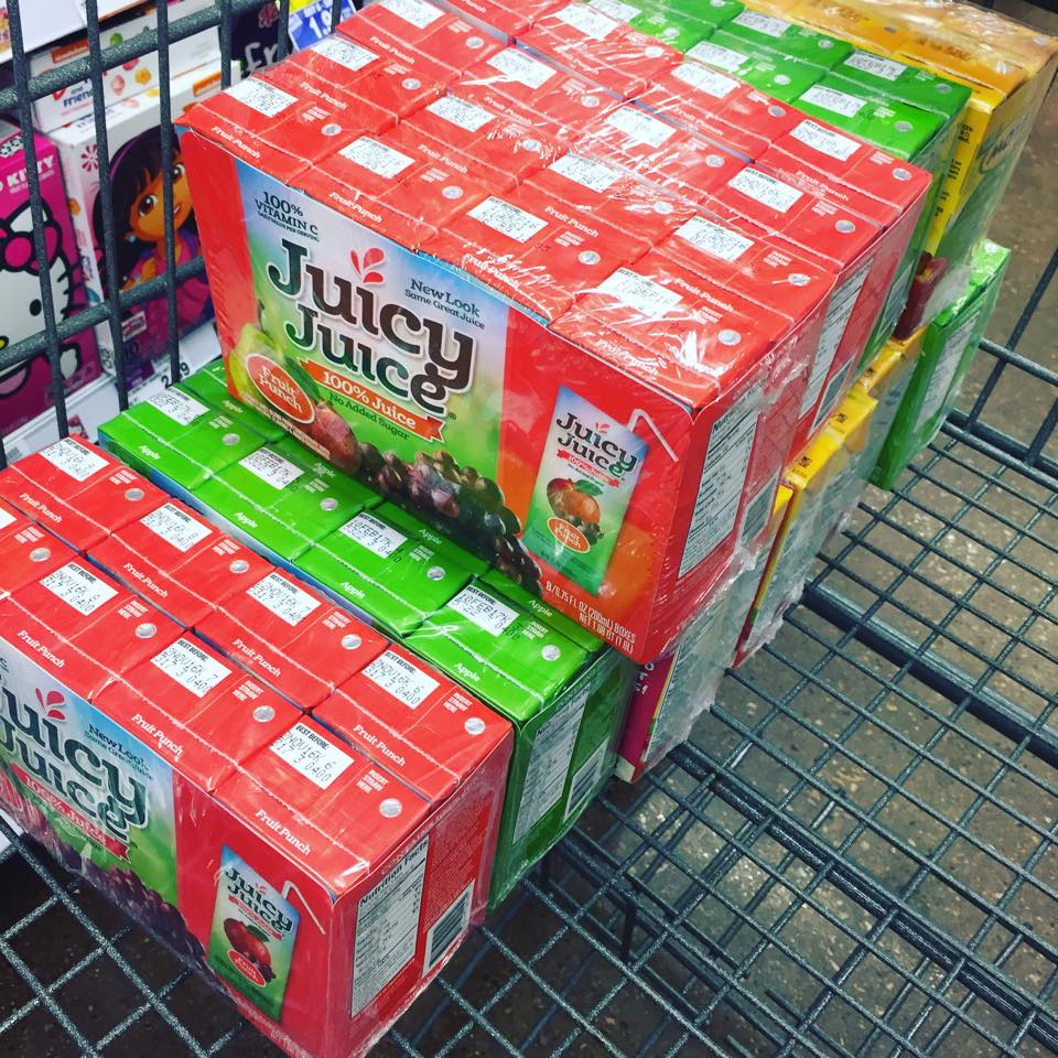 Kroger Mega Event: Juicy Juice Juice Boxes only $0.94each
