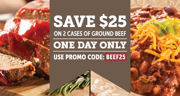 zaycon ground beef sale