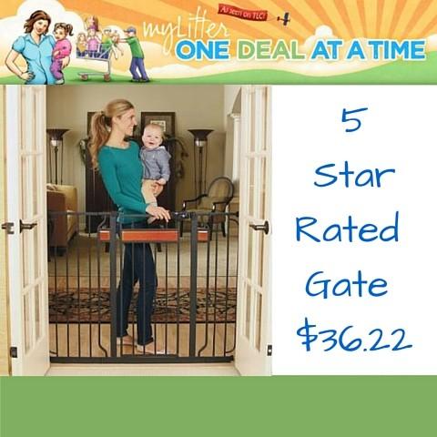 5StarRated Gate $36.22