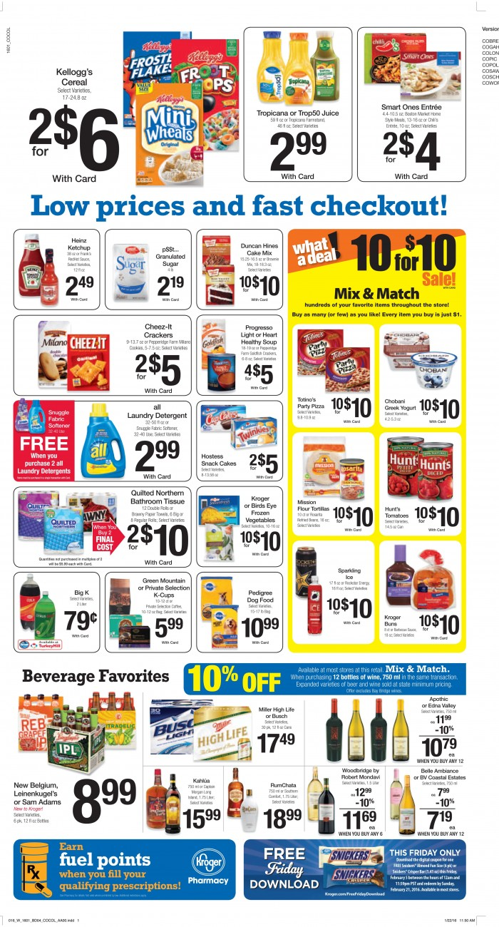 Coupon matchups houston