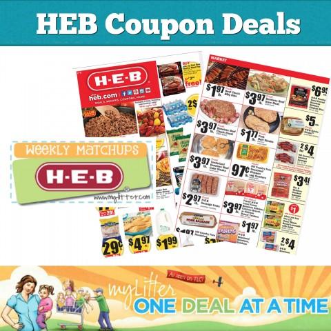 HEB deals