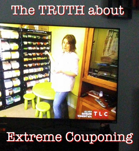 The Truth about Extreme Couponing