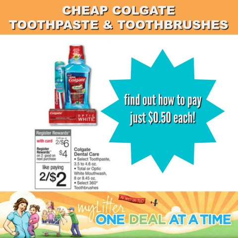 cheap colgate at walgreens