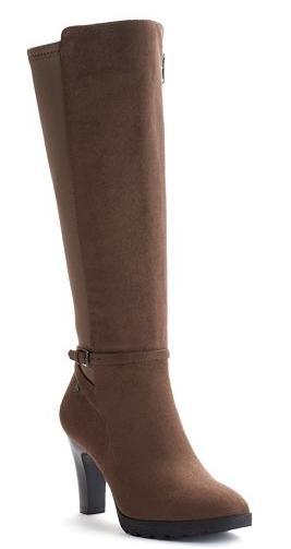 f9307f90fea dana buckman knee high shaft boots