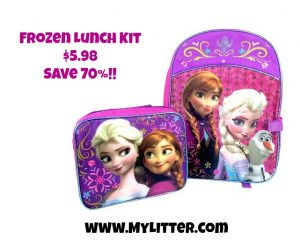 frozen lunch kit ml