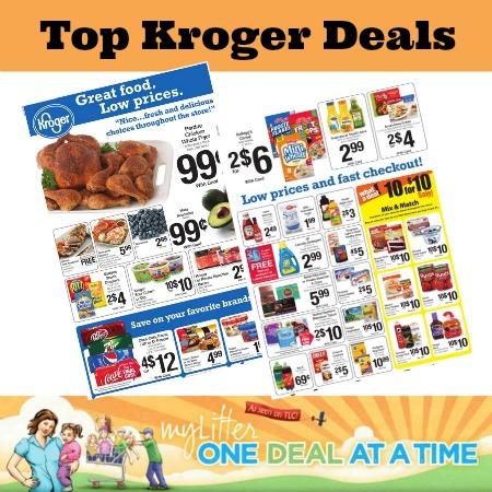 Kroger Top Deals 2/3-2/9