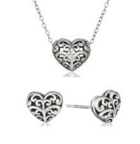 necklace-earrings