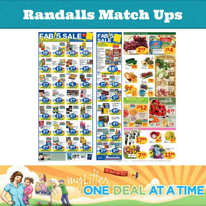 randalls match up