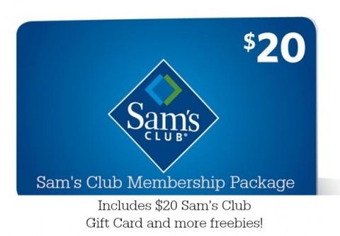 groupon sam's club membership package