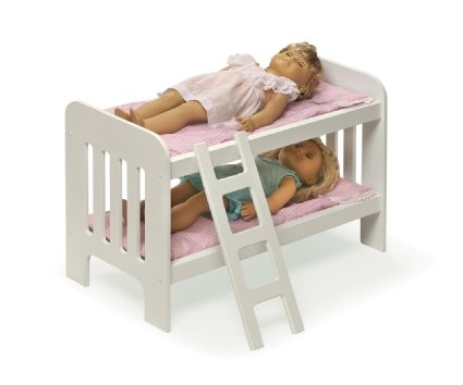 Amazon Doll Bunk Beds Fits American Girl Doll 20 39 Mylitter