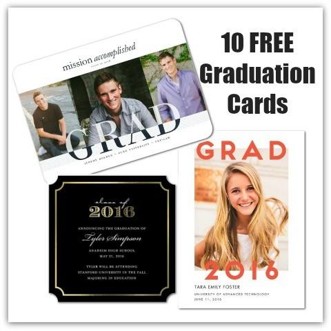 Tiny Prints Graduation