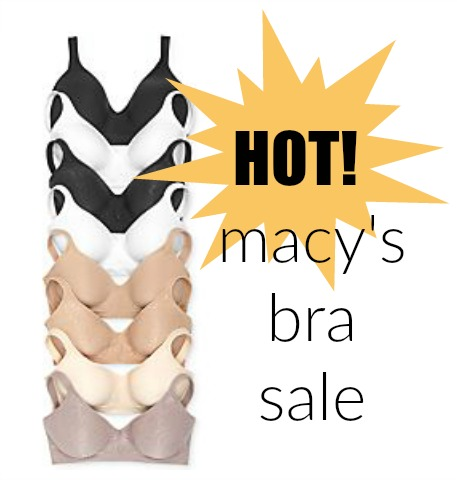 9333afbdf74 Macy s  Select Bras as low as  12.99 - MyLitter - One Deal At A Time