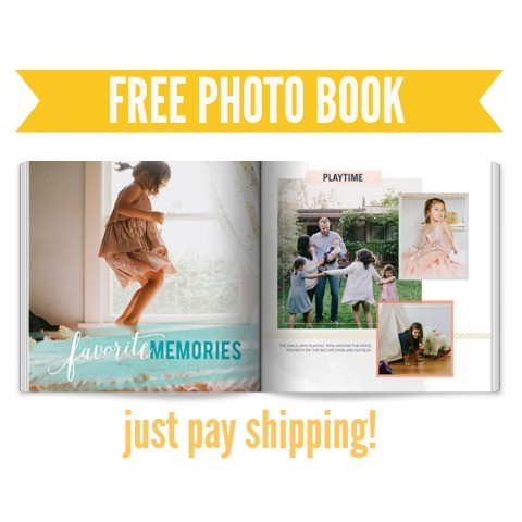 free 8x8 photo book from shutterfly mylitter one deal at a time