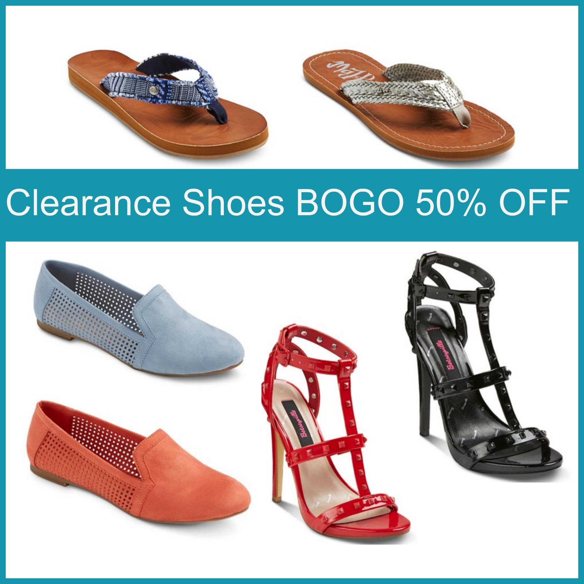 bogo shoes sale style guru fashion glitz