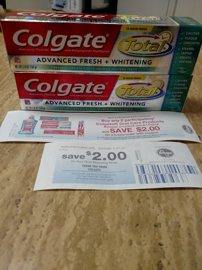 colgate catalina deal
