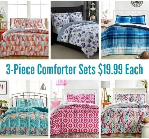 deal macys piece bedding sets only