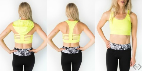 cents of style sports bra