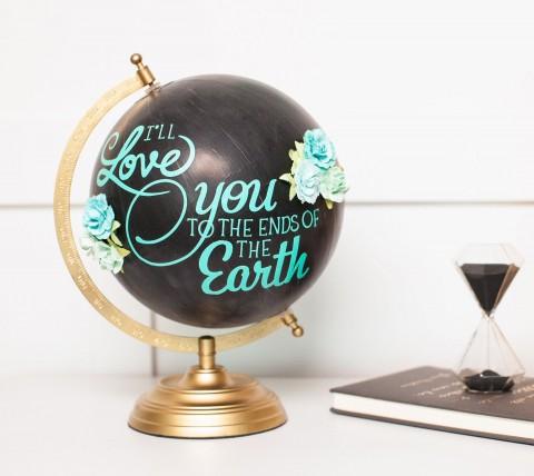 cricut globe