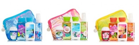 beach in a bag gift sets
