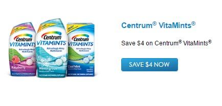 centrum vitamints coupon