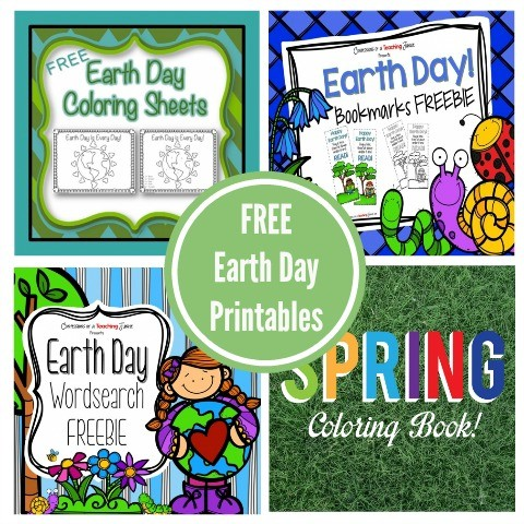 earth-day printables