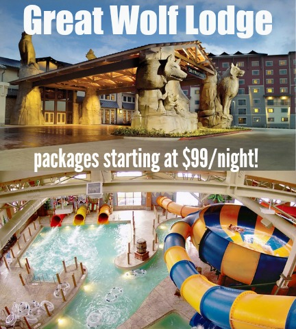 Great wolf lodge discount coupons