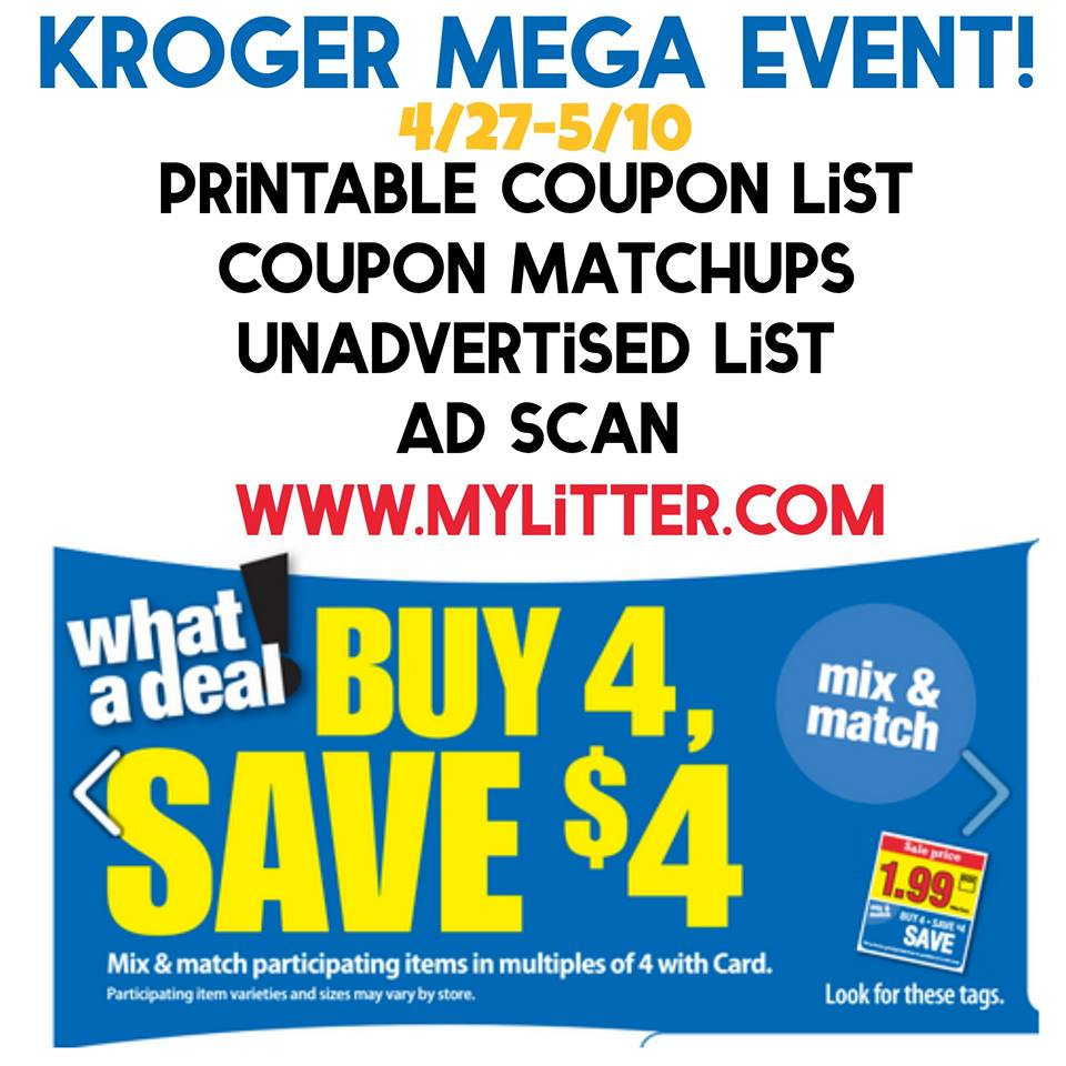 mega event deals