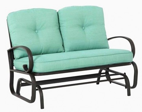 Charmant We Also Spotted This SONOMA Goods For Life Claremont Patio Loveseat Glider  (reg $399.99) Thatu0027s On Sale For $199.99. Code 204FRIENDSreduces Your Price  Even ...