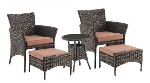 Superieur This SONOMA Goods For Life 5pc Biscay Patio Set (originally $799.99) Is On  Sale For $399.99, But Drops To $319.99 After Code 204FRIENDS.