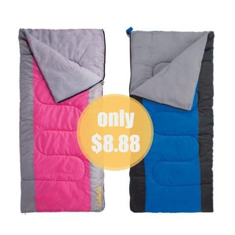 Camping Season Is Here Have You Inventoried Your Gear If Find Re In Need Of New Sleeping Bags For The Kiddos Then Be Sure To Snag This Deal We
