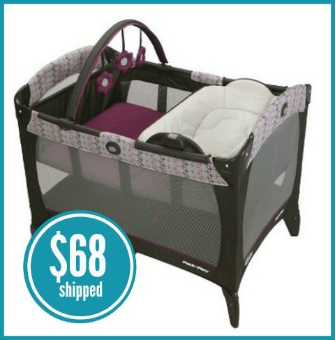 3a9bb2d48a991 Target  Graco Pack  N Play Playard With Napper Changer -  67.99 ...