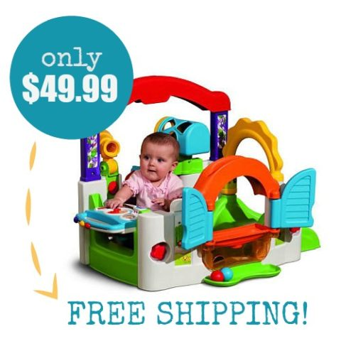 Little Tikes Activity Garden Only Shipped Up To