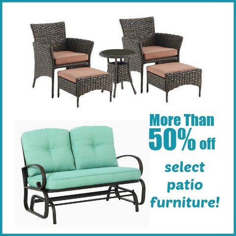 Kohl S 50 Off Select Patio Furniture Plus Extra 20 Off And Kohl S