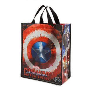 marvel reusable bag
