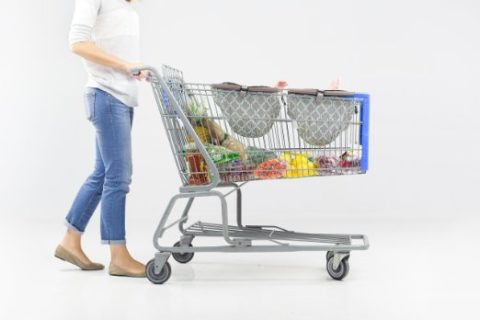 shopping cart hammock