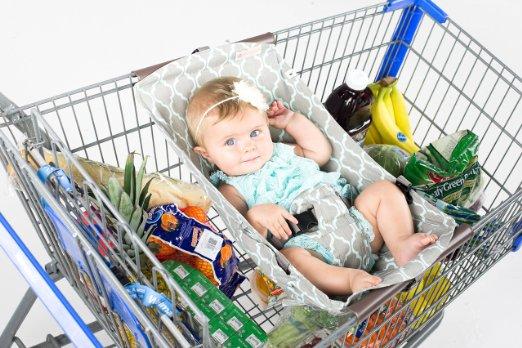 Amazon Binxy Baby Shopping Cart Hammock