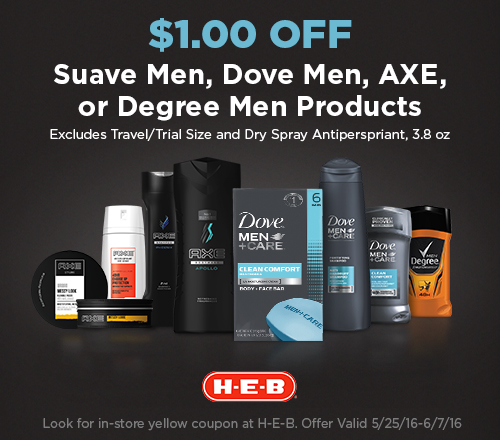 Father's Day H-E-B Offer1