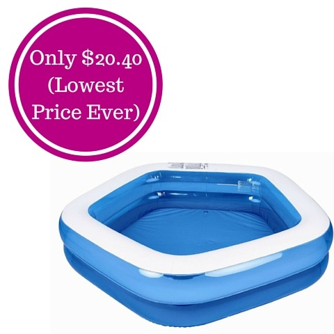 Only $20.40 (Lowest Price Ever)