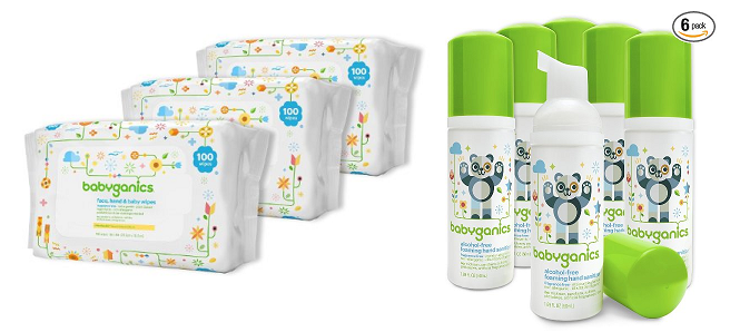 image regarding Babyganics Coupon Printable identify Amazon: Help save 35% upon Babyganics - MyLitter - A person Package At A Season