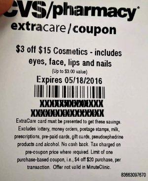 cvs coupon