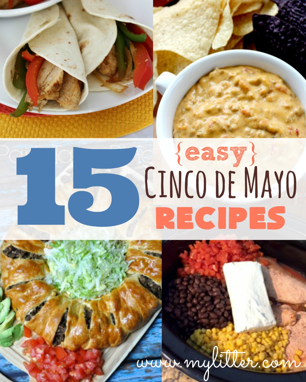 15 Easy Manicure Ideas For Easter: 15 Easy Cinco De Mayo Recipes
